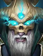 Rey de la cripta graal